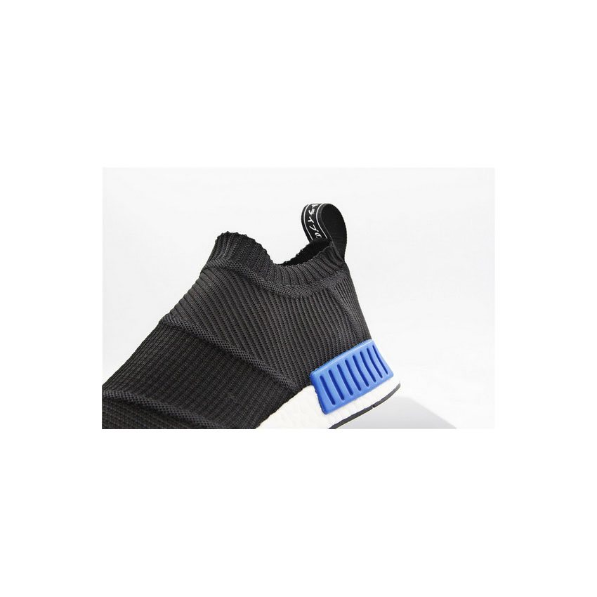 first rate d78aa cfd98 Adidas NMD CS1 City Sock Boost Primeknit Black N White ...