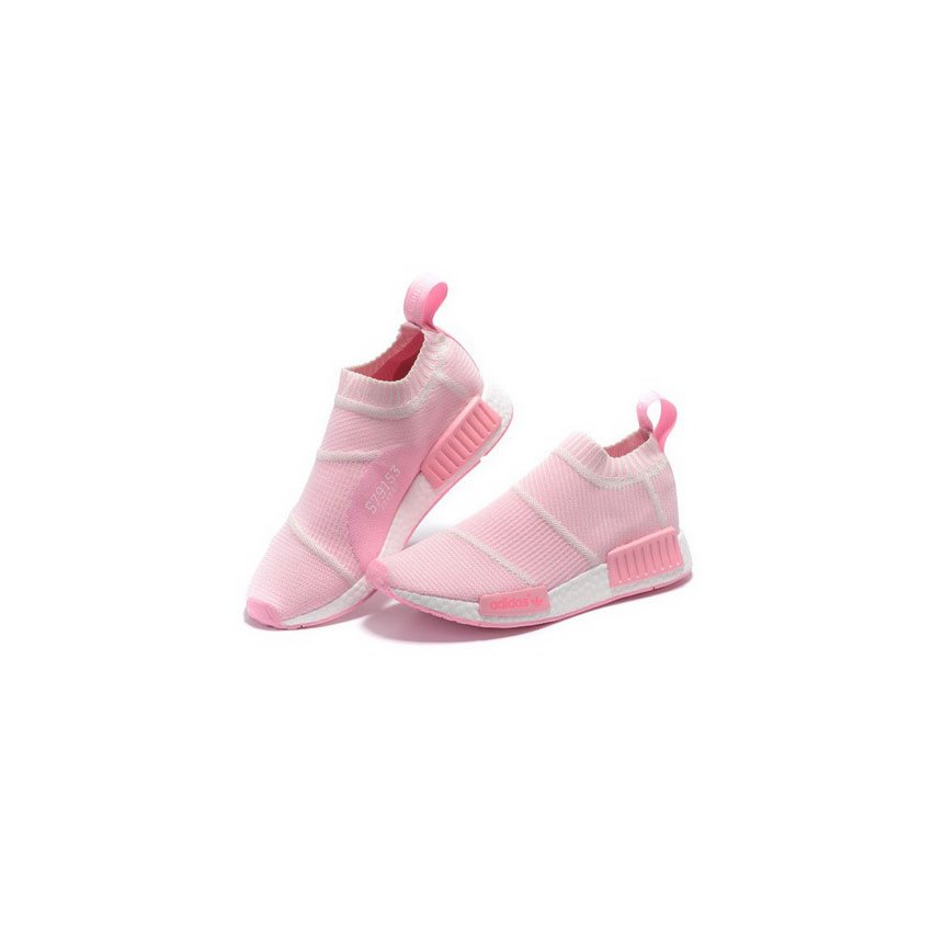 f0c912ace Adidas Originals NMD City Sock Primeknit Women Pink - Cheap NMD XR1 sale
