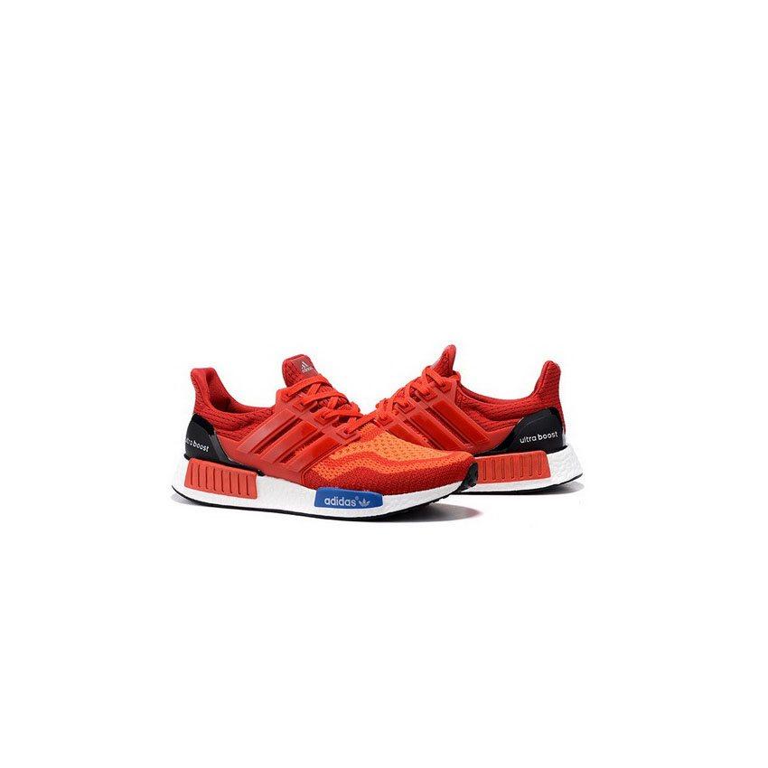 296112cfd10 Adidas Originals NMD X Ultra Boost Mens Orange Black - Popular NMD ...