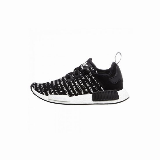2fd7347c0d825 ... free shipping adidas nmd r1 core black blackout whiteout pack  preferential nmd r1 sale outlet 86dd5