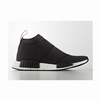 Adidas City Sock Black White