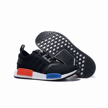 Adidas Mens NMD Runner Primeknit PK Core Black