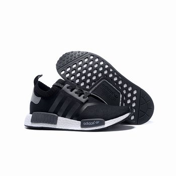 Adidas Mens Originals NMD White Black Designer Wholesale