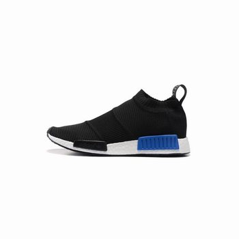 Adidas NMD CS1 City Sock Boost Primeknit Black N White