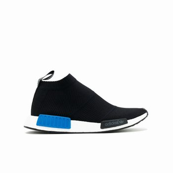 Adidas NMD City Sock 1 PK City Sock Black Blue White