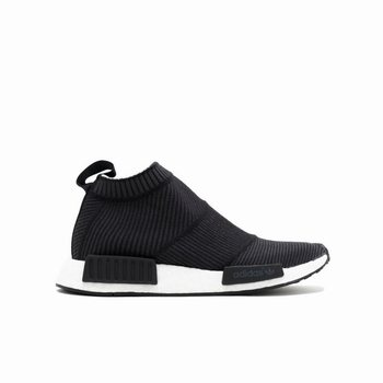 Adidas NMD City Sock Wool Core Black Footwear White