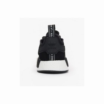 Adidas NMD R1 Core Black Blackout Whiteout Pack