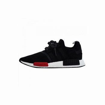 Adidas NMD R1 Footlocker Exclusive Black Red White