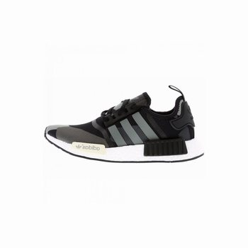 Adidas NMD R1 Geometric Camo Core Black Chalk White