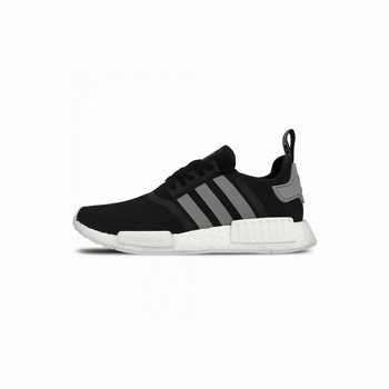 Adidas NMD R1 Mesh Core Black Solid Grey White