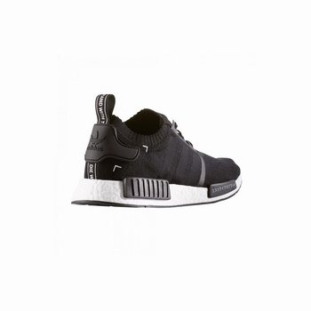 Adidas NMD R1 Primeknit Core Black Boost Japan Pack