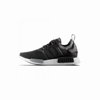 Adidas NMD R1 Primeknit Japan Boost Charcoal Grey White