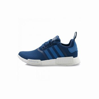Adidas NMD R1 Runner Tech Steel Unity Blue