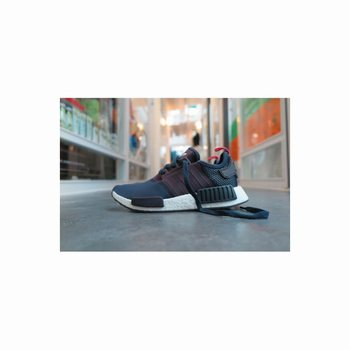 Adidas NMD R1 Wmns Legend Ink Mineral Red Semi Pink Glow
