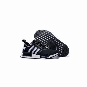 Adidas NMD Runner Black White