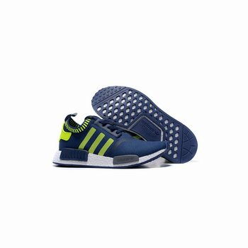 Adidas NMD Runner Blue Green White