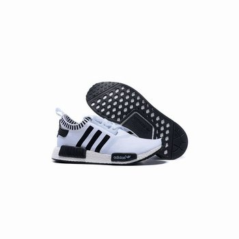 Adidas NMD Runner White Black