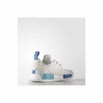 Adidas NMD Runner White Blue Glow