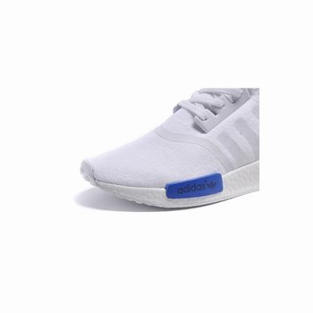 Adidas NMD Runner White Blue Red