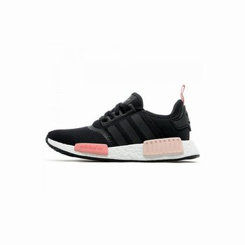 Adidas NMD Runner Women Black Peach Pink