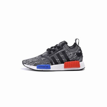 Adidas New Originals NMD Runner Friends & Family Mens Grey/Black/White