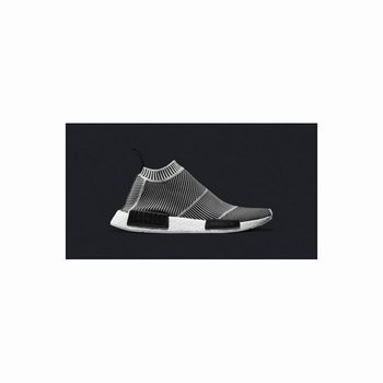 Adidas Nmd CS1 City Sock Black White