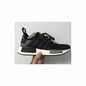 Adidas Nmd PK Runner Mens Black Grey