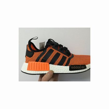 Adidas Nmd PK Runner Mens Orange Black