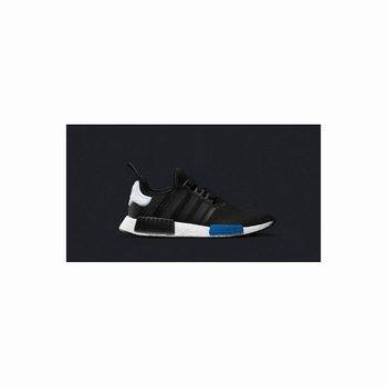 Adidas Nmd R1 Runner PK Black White