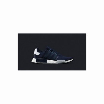 Adidas Nmd R1 Runner PK White Blue