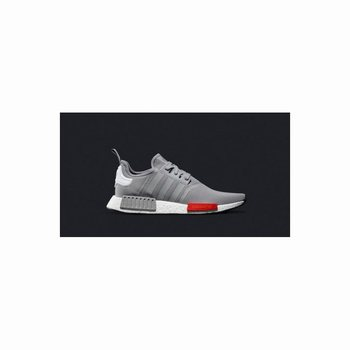 Adidas Nmd R1 Runner PK White Grey