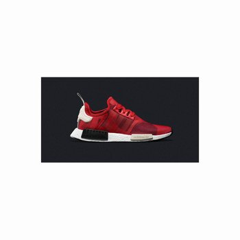 Adidas Nmd R1 Runner PK White Red