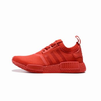 nmd adidas womens red