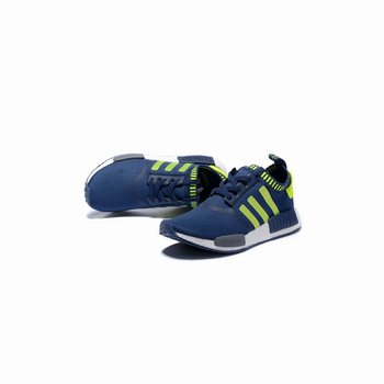 Adidas Nmd Runner Blue Green White Sale