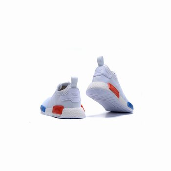 Adidas Nmd Runner PK All White Sale