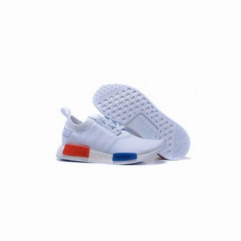 Adidas Nmd Runner PK All White Wholesale