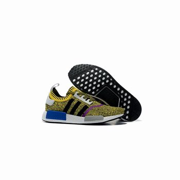 Adidas Nmd Runner PK Yellow Black Sale