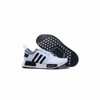 Adidas Nmd Runner White Black Sale