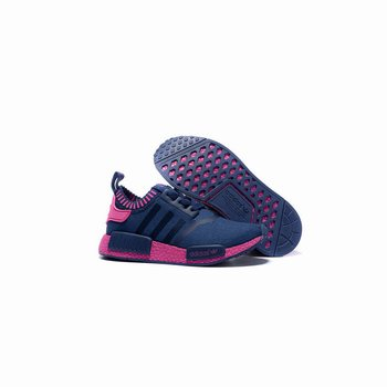 Adidas Nmd Runner Women Shoess Blue Pink