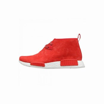 Adidas Originals NMD C1 Chukka Boost Red White
