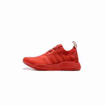 Adidas Originals NMD R1 Runner Primeknit Consortium All Red