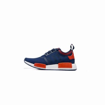 Adidas Originals NMD R1 Runner Primeknit Consortium Blue/Red