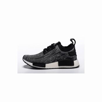 Adidas Originals NMD R1 Runner Primeknit Consortium Grey/Black