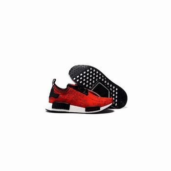 Adidas Originals NMD R1 Runner Primeknit Consortium Red/Black