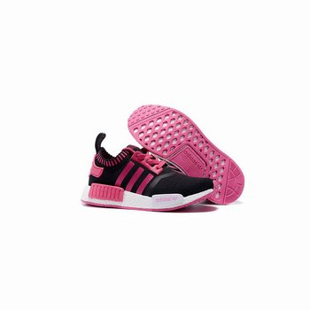 Adidas Originals NMD R1 Runner Primeknit Women Black/Pink