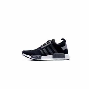 Adidas Originals NMD Runner Primeknit Black Grey