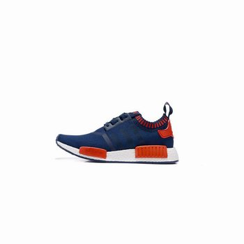 Adidas Originals NMD Runner Primeknit Blue Orange