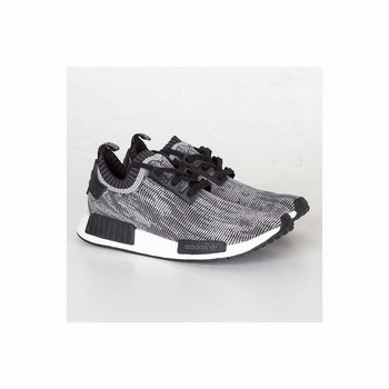 Adidas Originals NMD Runner Primeknit Women Black/White
