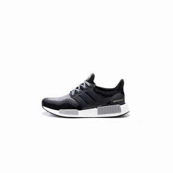 Adidas Originals NMD X Ultra Boost Mens Black Gray