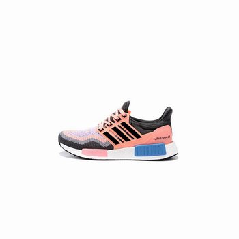 Adidas Originals NMD X Ultra Boost Women Gray Pink Purple
